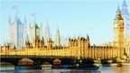 Out-of-focus westminster
