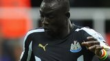 Papiss Cisse of Newcastle