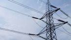 File photograph of an electricity pylon