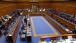 The Northern Ireland Assembly's debating chamber