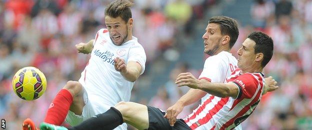 Athletic Bilbao v Sevilla