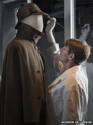 Sherlock outfit
