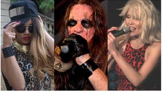 BBC News - Stars in their eyes: The double lives of Scotland's tribute acts