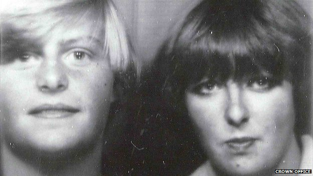 Helen and Christine