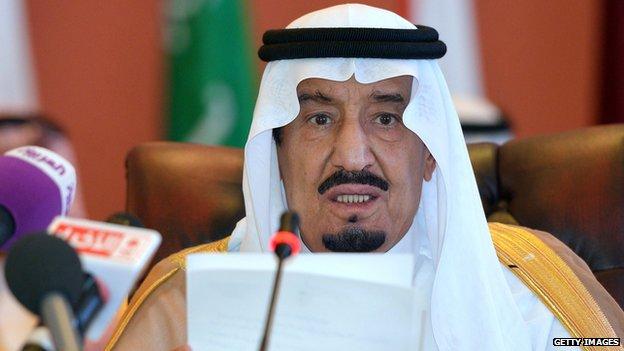 Saudi Crown Prince Salman