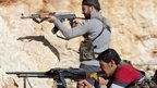 Jihadists edging out US allies in Syria