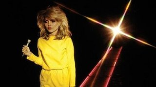 BBC News - Blondie's rise to fame captured in candid photos