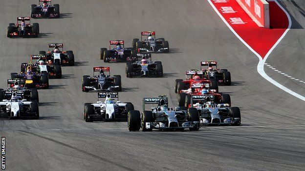 THE COSTS OF FORMULA 1 _78765799_usgpgrid_getty