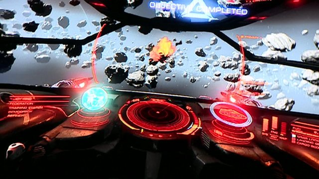 Elite: Dangerous is the most successful British Kickstarter funded project ever