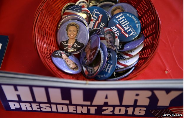 Hillary for 2016 merchandise