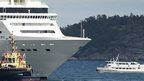 Jihadists 'using cruise ships'
