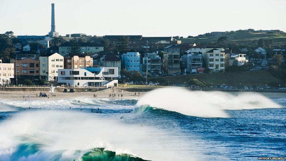 North Bondi Surf Life Saving