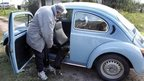 VIDEO: The 'poorest president' and his $1m VW