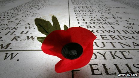 Remembrance (c) Getty Images