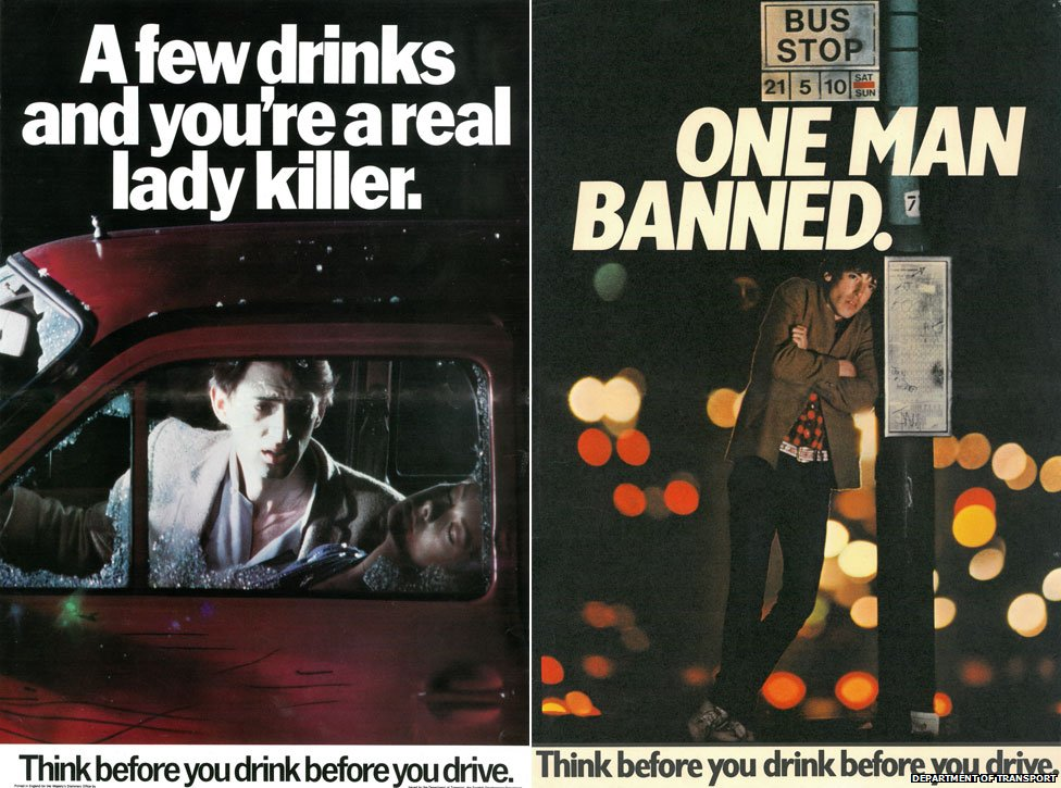 Australian Drink Driving Advert