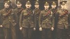 Six brothers, all WW1 soldiers
