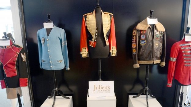 Michael Jackson jackets