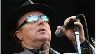 BBC News - Van Morrison settles PR case related to paternity denials