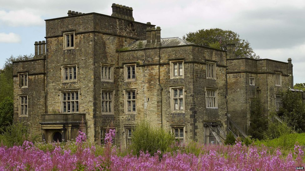 What happened to england 39 s abandoned mansions bbc news for Old homes for sale in england