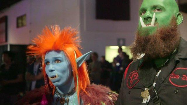 World of Warcraft fans