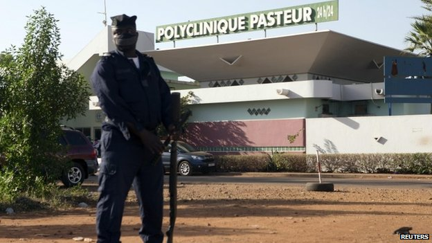 Pasteur Clinic in Bamako