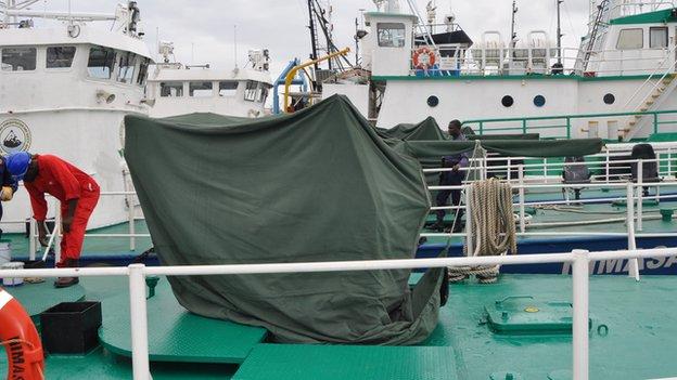 Nimasa patrol boats
