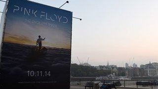 BBC News - Pink Floyd heading for first number one in 20 years