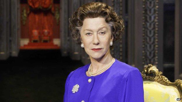 Dame Helen Mirren in The Audience