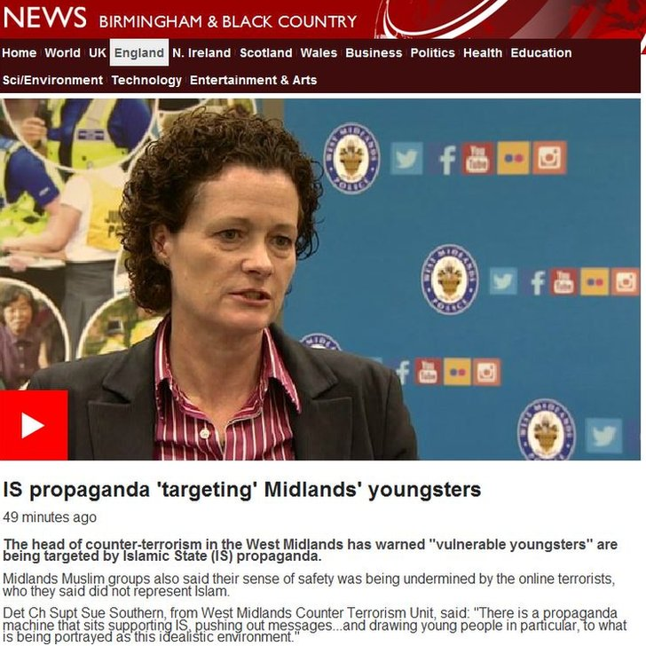 BBC News - Birmingham and Black Country jobs funding