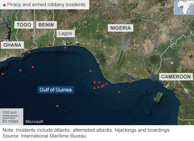 Piracy in Nigeria