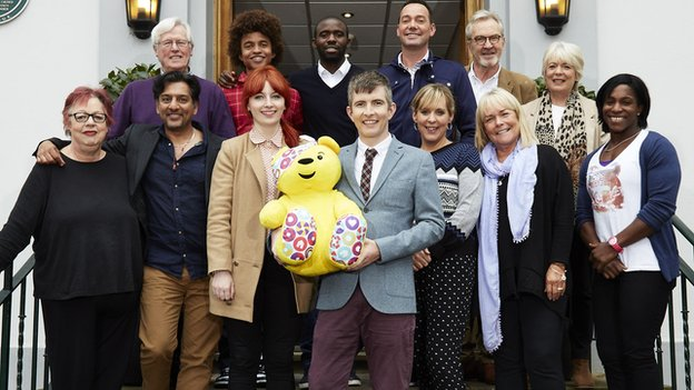 Gareth Malone and the All-Star Choir