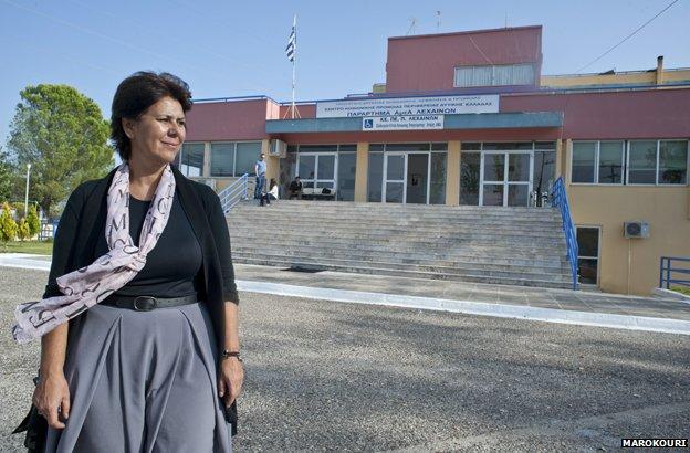 Gina Tsoukala