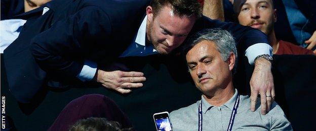 Mourinho on Murray