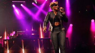 BBC - Newsbeat - 1Xtra Live takes over Birmingham, with Rick Ross, Mary J Blige and Fuse ODG