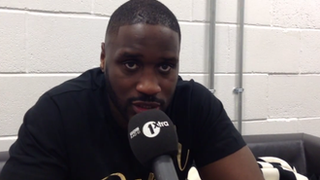 BBC - Newsbeat - Lethal Bizzle backstage after his 1Xtra Live performance