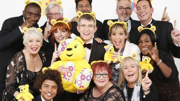 Gareth Malone's All Star Choir