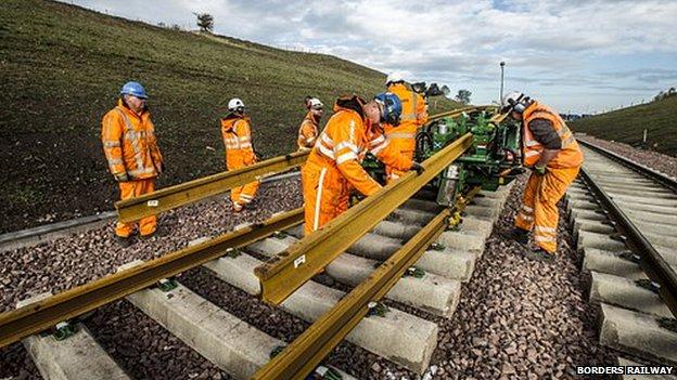 Like british railways track laying by night opinion