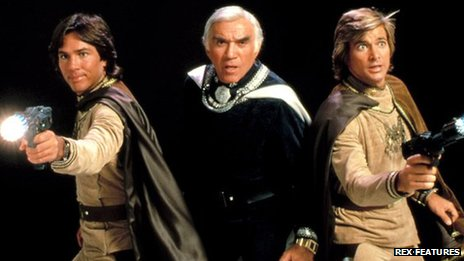 Battlestar Galactica, Glen Larson
