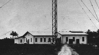Kamina wireless station