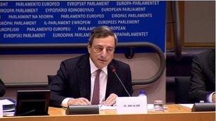 Mario Draghi, 17 Nov 2014