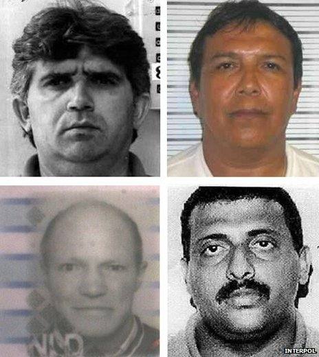 Adriano Jacobone, Ariel Bustamante Sanchez, Feisal Mohamed Ali, Nicolaas Duindam