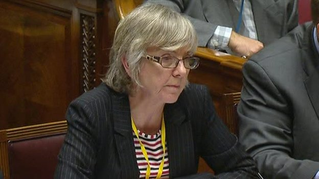 Prof Kathleen Marshall