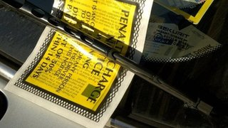 BBC News - Traffic wardens to get body cameras in Gwynedd