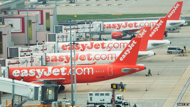 At present, Easyjet operates 675 routes across 135 airports