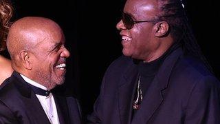 BBC News - Stevie Wonder honoured at Ascap awards