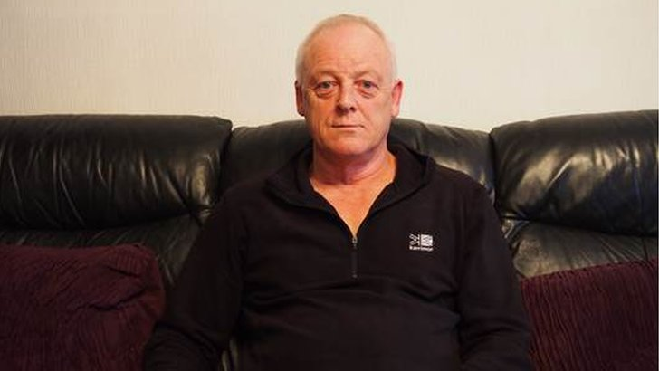 Les Robinson, survivor of the Birmingham pub bombings