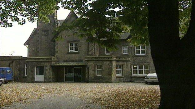 Former Bryn Alyn home
