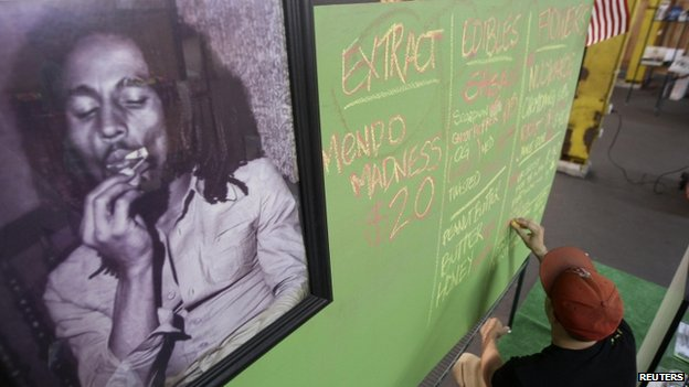 Bob Marley family launches