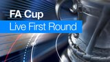 FA Cup first round