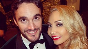 Iveta on Strictly Come Dancing